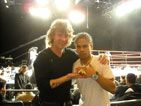 "Shemuel Pagan makes boxing history in the New York ""GOLDEN GLOVES""!"