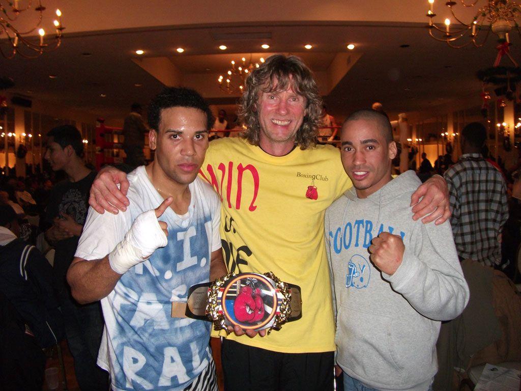 Michael Kozlowski's New York Metro boxing Champions