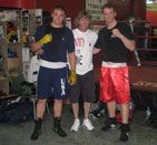 Ukrainian born boxers meet in the ring in USA!