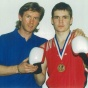 "Boxing trainer Michael Kozlowski called his former student, Yuri Foreman, ""Judas Iscariot""."