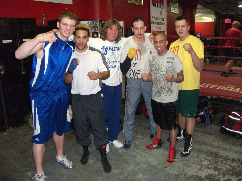Boxing trainer Michael Kozlowski's students are ready to fight for the Golden Gloves!