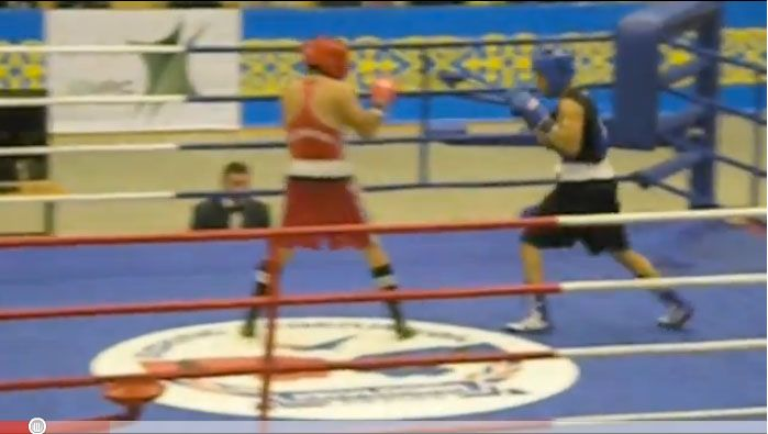 Мichael Kozlowski's Boxers in the International Boxing Tournament in Kazakhstan.