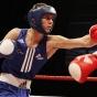 English Boxer Luke Campbell Wins a Silver Medal at the 2011 World Championships in Baku, Azerbaijan.