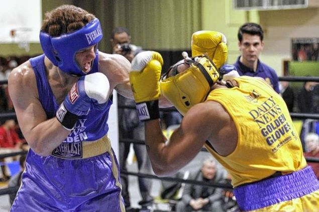 Iegor Plevako able to repeat feat against Roberto Morban in Golden Gloves