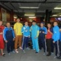 BOXING TEAM FROM KAZAKHSTAN IN NEW YORK !