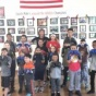 Boxing Trainer of Champions, Michael 'Coach Mike' Kozlowski works with Kids!