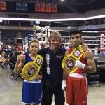 Boxing trainer Michael Kozlowski's students won 2017 RINGSIDE World Championships!!!