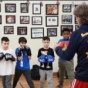 The American Boxing Trainer Michael COACH MIKE Kozlowski shared his observations when working with kids.
