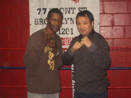 Two of the Brightest stars of Amateur Boxing: Mark Breland & Serik Konakbaev