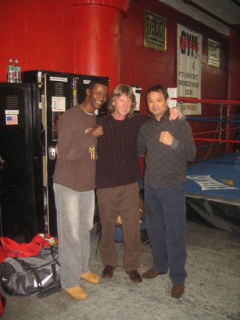 The first time I met Mark Breland (1999) he told me that the fight against Serik Konakbaev was the highlight of his amateur career