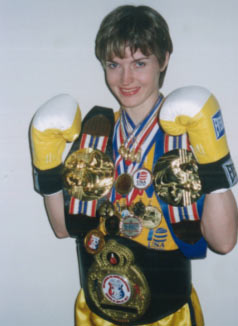Jill Emery, 2004 USA Boxing's Athlete of the Year