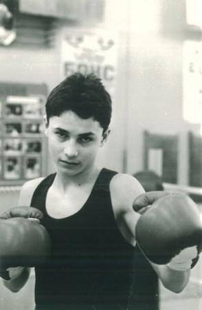 Andrey Moskvichev Russian Junior Olympic, silver medalist, 1988, Russia, Ufa