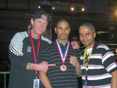 Shem Pagan - 2005 USA National ,Under-19,CHAMPION.2008 USA National BRONZE medalist.