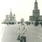 Michael in Moskau