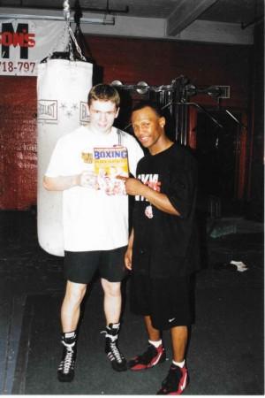 2000. Yuri Foreman and Zab Judah
