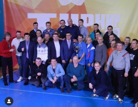 Boxing Trainer Michael Kozlowski on the meeting with his Russian students after 23 years