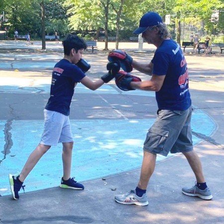 Boxing for kids with Coach Mike Kozlowski