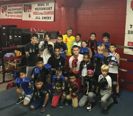 boxing for kids
