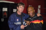 2006. Michael Kozlowski and Zab Judah.