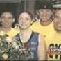 M. Kozlowski and his 2006 Golden Gloves Champions