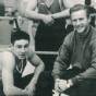 Boxing Coach Michael Kozlowski, Russia, Kolomna town, 1991.
