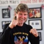 Boxing trainer, Michael 'Coach Mike' Kozlowski says how he builds his Champions.
