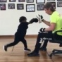 Boxing Trainer Michael Kozlowski about the age at which kids can start boxing.