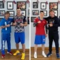 Two Russian students of American Trainer Michael 'Coach Mike' Kozlowski took part in the 2020 Russian National Boxing Championships!